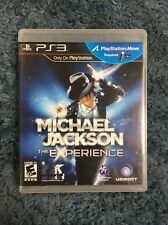 Michael Jackson The Experience PS3 Playstation Move Ubisoft