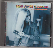 LOVE PEACE & POETRY - various artists CD