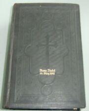 Bibel Heilige Schrift 1901
