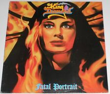 King Diamond – Fatal Portrait LP / Brazil Vinyl (1989) Metal Mercyful Fate