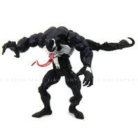 "Rare Marvel Legends Comics VENOM Classic Spider-man 6"" Action Figure Boy Kid Toy"