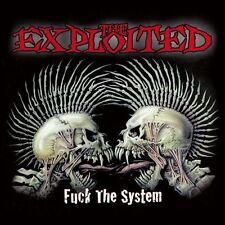 Fuck the System +4 bonus tracks EXPLOITED CD
