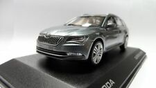 i-SCALE Skoda Superb III Combi 1:43 Metal Grey 3V9099300F7Y
