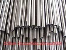 12 Pieces 304 Stainless Steel Capillary Tubes OD 7mm x 5mm ID, Length 500mm each