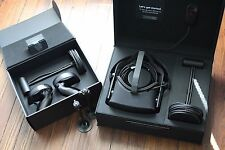 Oculus Rift CV1 Touch Controllers 2 Sensors Wall Mounts EXCELLENT CONDITION VR