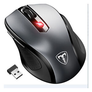 2.4GHz 2400 DPI Wireless Optical Mouse Mice+ USB Receiver Optical for PC Laptop