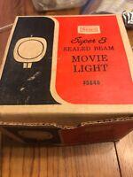 Sears Super 8 Sealed Beam Movie Light Model 8846