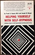 Helping Yourself with Self Hypnosis Book Frank Caprio MD Joseph Berger 1976