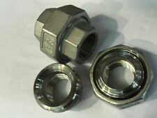 Stainless Steel Female Union Plumbing Pipe Fittings