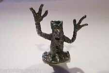 Pewter Haunted Monster Tree With A Face