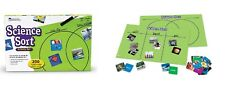 Learning Resources Science Sort Activity Set, 205 Pieces - New - Ships Free Usa