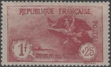 "FRANCE STAMP TIMBRE N° 231 "" ORPHELINS 1F+25c LA MARSEILLAISE "" NEUF xx TTB K195"