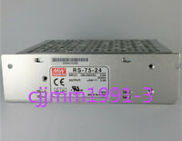1PC NEW Meanwell switching power supply RS-75-24 24V3.2A