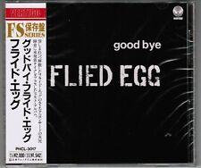 Sealed Promo! FLIED EGG Good Bye Flied Egg JAPAN CD w/OBI PHCL-3017 Free S&H/P&P