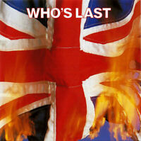 THE WHO ~ Who's Last ~ 1984 UK MCA Records 17-track CD album ~ FREE UK SHIPPING