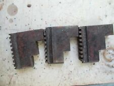 "New listing craftsman 109 lathe 3"" chuck 3 jaw, self centering, 1/2"" - 20Tpi atlas dunlap"