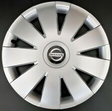 """Set of 4x15"""" Wheel Trims to fit Nissan Micra Note Almera"""