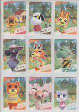Animal Crossing: New Horizons Card Gummi Full Complete Set (27) Bandai Japanese