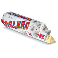 Toblerone White Chocolate 100g X 4 Pcs (Limited Edition)