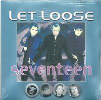 "Let Loose – Seventeen 7"" Vinyl 45rpm P/S & Badges MINT/SEALED"