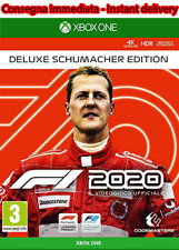 F1 2020 Schumacher Edition Xbox One Download NO KEY/CD AVAILABLE NOW INSTANT