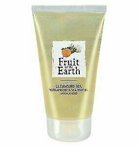 Modicare Fruit of the Earth Cleansing Gel With Apricot & Tea Tree Oil 150ml