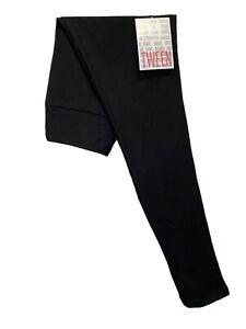 LuLaRoe Tween Leggings - Solid Black