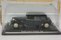 Universal Hobbies Presse 1/43 - Citroen Traction 15 6 G Familiale 1939