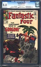 Fantastic Four 44 CGC 8.0