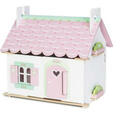 Le Toy Van Dolls House Lily's Cottage including Furniture