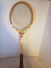 Bancroft Tennis Racket, wooden, Bill Tilden All Star, Vintage