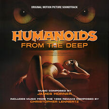 Humanoids From the Deep - Complete Score - Limited 1000 - James Horner