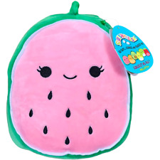 SQUISHMALLOWS - WANDA THE WATERMELON - 12 INCH - SENSORY - PLUSH