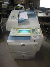 Ricoh Aficio MP C2500 Color Copier Printer Scanner Network