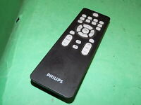 PHILIPS Audio Remote Control handset Genuine Official RC2022402/01 Aux Disc Tune