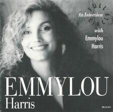 EMMYLOU HARRIS Full Circle promo CD