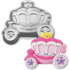 Princess Carriage Coach Cake Pan from Wilton #1027 - NEW