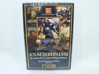ANACHRONISM Kit démarrage n°3 JEANNE D'ARC/W.WALLACE jeu cartes History Channel