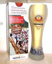 Erdinger Weissbrau Flossfahrt Rafting Erding Weizen German Beer Glass