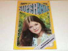 1979 SUPERMAG Peter Valerie Bertinelli Poster In Centerfold Vol.3 No.12