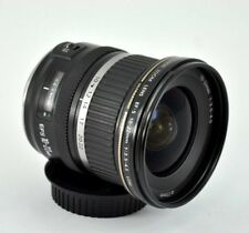- Canon EF 10-22mm f/3.5-4.5 S USM Lente ULTRA WIDE ANGLE ZOOM LENS