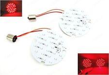 1156 LED Rear Turn Signal Light Red Blinker FOR Road King Glide Electra Fatboy
