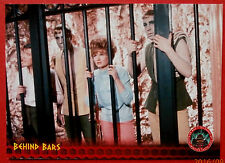 DR WHO AND THE DALEKS - Card #10 - Behind Bars - Unstoppable Cards 2014