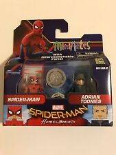 Marvel Minimates Spider-man Vs Adrian Toomes Homecoming 2-pack Sdcc 2017