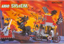 LEGO CASTLE 6047 NUOVO - Prison Transport - ANNO 1997 NEW/MISB