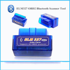 Mini OBD2 Car Engine Fault Code Reader OBDII Diagnostic Bluetooth Scanner Tool