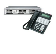 Samsung OfficeServ 7100 Telephone System w/ 6 IDCS 28 & Cards New! 1 YrWarranty!