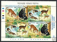 KOREA WILD ANIMALS SCOTT 199 MNH s3569