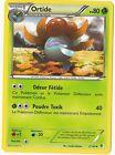 Ortide - N&B:Frontieres Franchies - 2/149 - Carte Pokemon Neuve Française