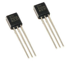500Pcs New 2N3906 TO-92 General Propose PNP Transistor  New